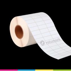 32x25 mm Rollo de etiquetas...